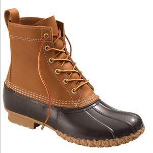 LIKE BRAND NEW LL Bean Bean Boots